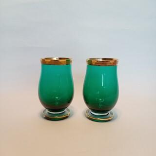 ボヘミア クリスタル(BOHEMIA Cristal)のBOHEMIA Glass ペアグラス(グラス/カップ)