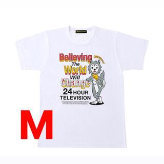 ジャニーズ(Johnny's)の24時間テレビチャリTシャツ2021(Tシャツ(半袖/袖なし))