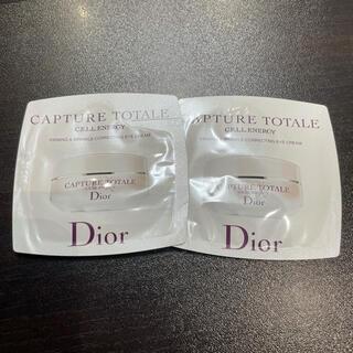ディオール(Dior)のカプチュールトータル セルENGY アイクリーム(アイケア/アイクリーム)