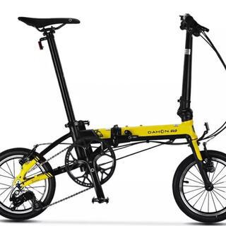 ダホン(DAHON)の新品未使用 DAHON k3 ダホン 3速 3スピード 折り畳み自転車 (自転車本体)