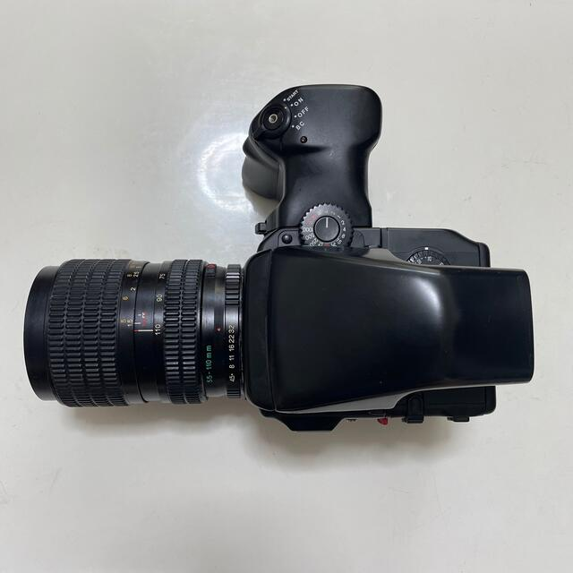USTMamiya(マミヤ)のマミヤ Mamiya 645 PRO 55-110mm F4.5 N スマホ/家電/カメラのカメラ(フィルムカメラ)の商品写真