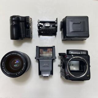 マミヤ(USTMamiya)のマミヤ Mamiya 645 PRO 55-110mm F4.5 N(フィルムカメラ)