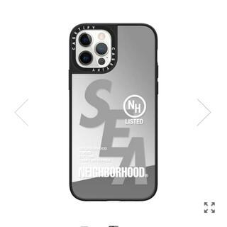 シー(SEA)のNBH✖️Casetify✖️WDS ミラーiPhoneケース(iPhoneケース)