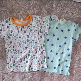 サマンサモスモス(SM2)の半袖Tシャツ 100(Tシャツ/カットソー)