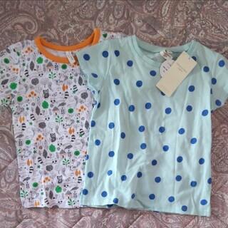 サマンサモスモス(SM2)の半袖Tシャツ 110(Tシャツ/カットソー)