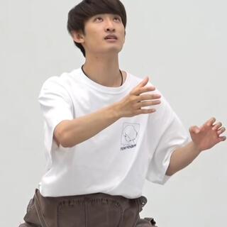ジャニーズ(Johnny's)のSnowMan 向井康二着用 Tシャツ(Tシャツ(半袖/袖なし))