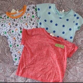 サマンサモスモス(SM2)の半袖Tシャツ 95(Tシャツ/カットソー)