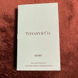 ティファニー(Tiffany & Co.)のティファニー シアー オードトワレ(ユニセックス)