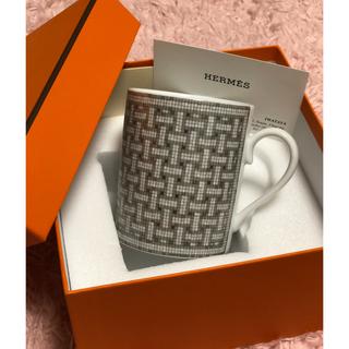 エルメス(Hermes)のエルメス HERMES マグカップ(グラス/カップ)