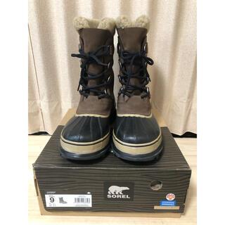 【未使用】SOREL  CARIBOU ソレル ブーツ/カリブー 27.5cm