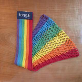 トンガ(tonga)のtonga レインボー Sサイズ(スリング)