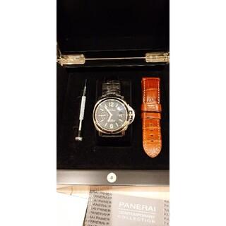 オフィチーネパネライ(OFFICINE PANERAI)のパネライ ルミノールマリーナ pam00104(腕時計(アナログ))