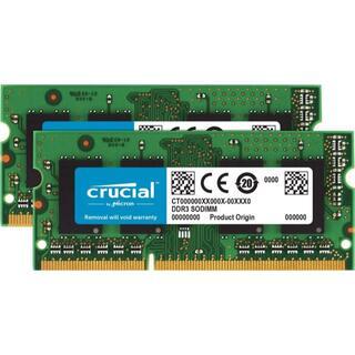 Crucial: DDR3L ノートPC用メモリー 16GB×2(PCパーツ)