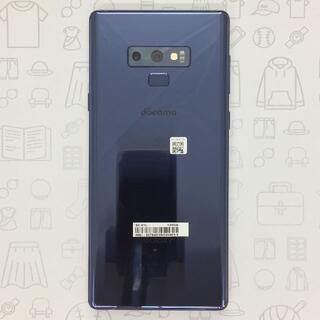 ギャラクシー(Galaxy)の【B】SC-01L/Galaxy Note9/357840090204833(スマートフォン本体)