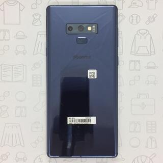ギャラクシー(Galaxy)の【B】SC-01L/Galaxy Note9/357840090202951(スマートフォン本体)