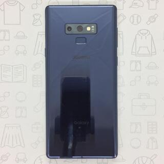ギャラクシー(Galaxy)の【A】SC-01L/Galaxy Note9/357840090228428(スマートフォン本体)