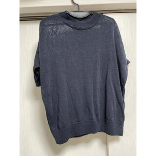 コス(COS)のCOS サマーニット Sサイズ(シャツ/ブラウス(半袖/袖なし))