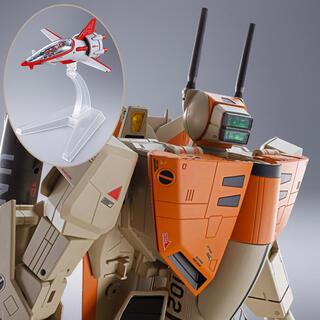 バンダイ(BANDAI)のDX超合金 VF-1D バルキリー&ファン・レーサー(模型/プラモデル)