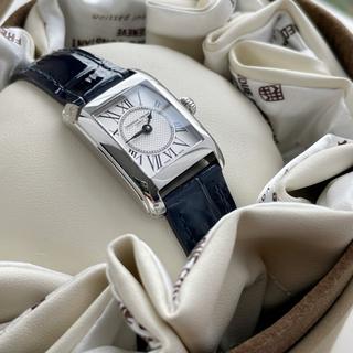フレデリックコンスタント(FREDERIQUE CONSTANT)のフレデリックコンスタント  レディース  カレ 販売証明有り 美品 稼働中(腕時計)