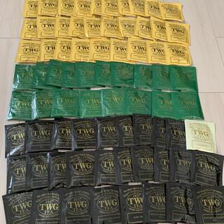 アフタヌーンティー(AfternoonTea)のTWG 紅茶 75袋 ティーバッグ(茶)