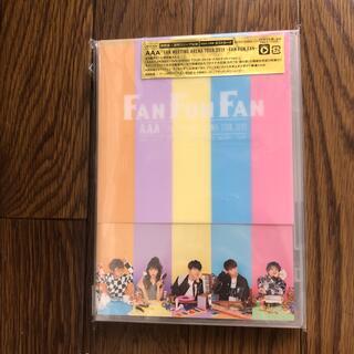 トリプルエー(AAA)のAAA FAN MEETING 2019 ~FANFUNFAN〜 Blu-ray(ミュージック)