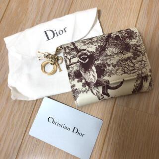 ディオール(Dior)の期間限定値下げ!dior トワルドジュイ 3つ折り財布(財布)