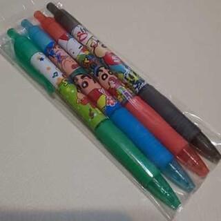 バンダイ(BANDAI)の新品  クレヨンしんちゃん 色ボールペンセット(ペン/マーカー)