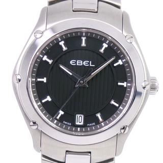 エベル(EBEL)のエベル クラシックスポーツ A281351 SS シルバー クオーツ(腕時計)