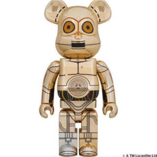メディコムトイ(MEDICOM TOY)の1000% BE@RBRICK C-3PO(TM) ベアブリック スターウォーズ(キャラクターグッズ)