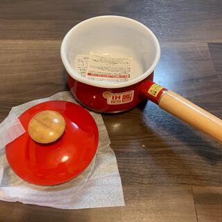 ミルクパン 15㎝ 1.2ℓ ホーロー製