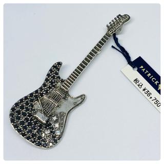 パトリックコックス(PATRICK COX)のPatrick cox シルバー925 ギター ペンダントトップ(ネックレス)