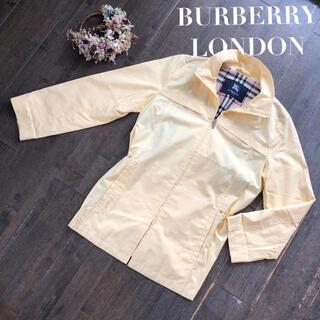 BURBERRY - BURBERRY LONDON バーバリーロンドン ジャケット ブルゾン 40