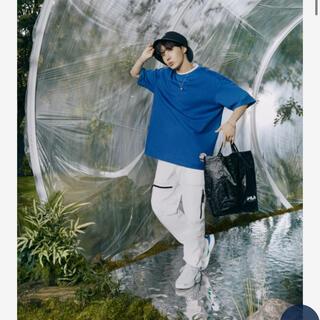 フィラ(FILA)のFila BTS Color TreeTシャツ Jhope(Tシャツ/カットソー(半袖/袖なし))
