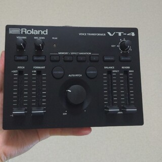 ローランド(Roland)のRoland VT-4(オーディオインターフェイス)