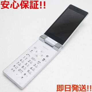 AQUOS - 超美品 判定○ SoftBank 501SH AQUOS ケータイ ホワイト