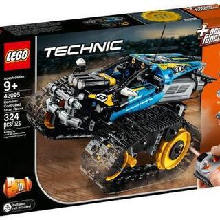レゴ(Lego)のレゴ テクニック RCスタントレーサー 42095(模型/プラモデル)