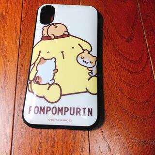 ポムポムプリン(ポムポムプリン)のポムポムプリン  携帯ケース(キャラクターグッズ)