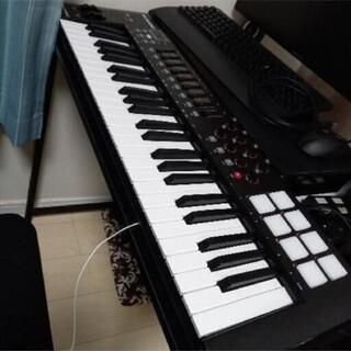 【質問可】49鍵midiキーボード(箱有)&フットペダル