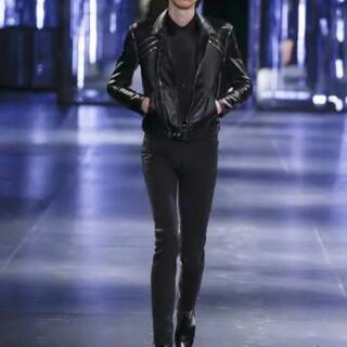 サンローラン(Saint Laurent)の2015aw SaintLaurentParis leather jacket(レザージャケット)