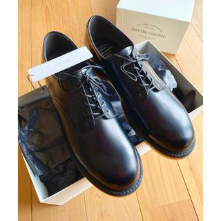 foot the coacher - foot the coacher s.s.shoes us8.5 ブラック