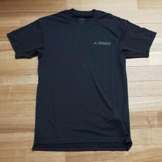 アディダス(adidas)のアディダス adidas テレックス プライムブルー ロゴ Tシャツ(登山用品)