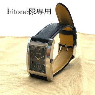 フェンディ(FENDI)の[hitone様専用]FENDIフェンディ腕時計 7000G(腕時計(アナログ))