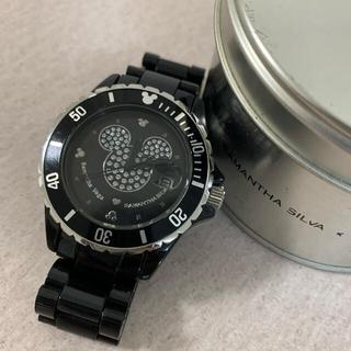 サマンサシルヴァ(Samantha Silva)のサマンサ×ミッキー 腕時計(腕時計)