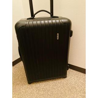 RIMOWA - RIMOWA リモワ サルサ スーツケース キャリーケース 機内持ち込み 黒