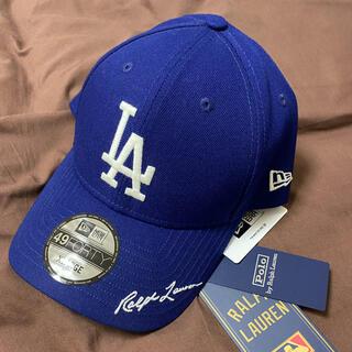 ラルフローレン(Ralph Lauren)のRalph lauren MLB New era LA cap XL(キャップ)