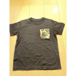 エクストララージ(XLARGE)のエクストララージキッズ 迷彩ポケットOGゴリラTシャツ 110(Tシャツ/カットソー)
