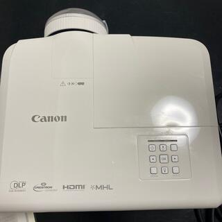 キヤノン(Canon)のCanon プロジェクター LV-WX310ST(プロジェクター)