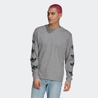 新品 adidas シュムーフォイル ロゴTシャツ(ジェンダーニュートラル)XL(Tシャツ/カットソー(七分/長袖))