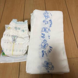 ニシキベビー(Nishiki Baby)の布オムツ 10枚(布おむつ)