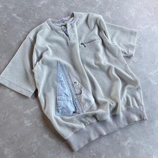 ジョンブル(JOHNBULL)のused レトロ JHON BULL トップス 古着 ヴィンテージvintage(Tシャツ/カットソー(半袖/袖なし))